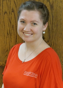 Brianne Wooldridge is a Licensed Professional Counselor (LPC) in the Campbell County Medical Group Kid Clinic.